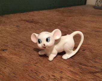 Vintage ceramic mouse