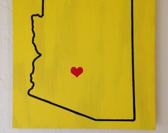 I heart Phoenix, Arizona