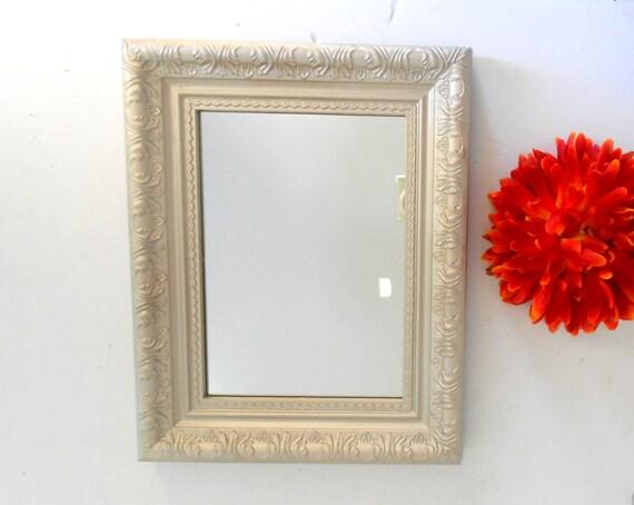 Silver Mirror Wall Photo Frame: 8x10 Mirror Decorative Mirror Wall Mirror Silver Mirror