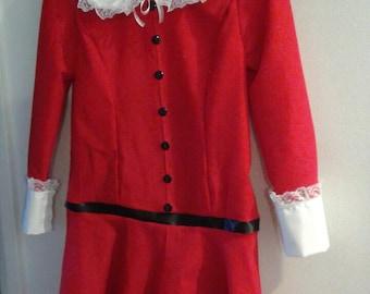 Red dress veruca salt character