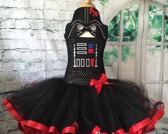 Darth Vader tutu dress, Darth Vader tutu, Darth Vader costume, Star Wars Wedding, Darth Vader Comic Con, Vader tutu, Darth Vader tutu,