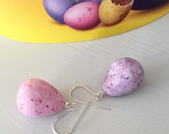 Mini Egg Earrings