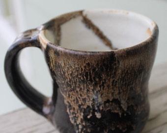 Hand Thrown S'mores Mug