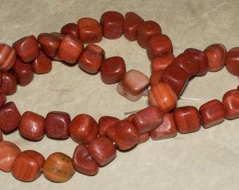 Red Malachite Pebble Gemstone