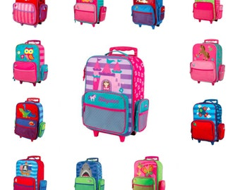 Children's Rolling Luggage/ Rolling Backpack / Stephen