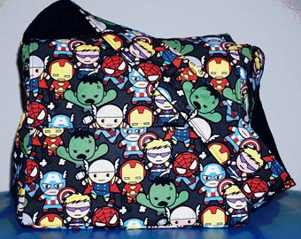 Marvel Mini Heroes Diaper Bag