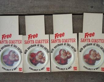 Coca Cola Santa Etsy