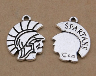 Michigan State Spartans charms - Qty-1