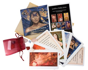 Chakra Meditation Kit & CD
