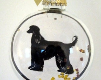 Afghan Hound Ornament Dog Gifts for Dog Lovers