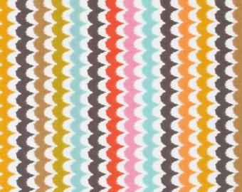 Michael Miller Fabrics - Spa Scallop Coral - CX3980-CORA-D
