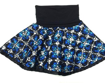 Circle skirt - baby, toddler, skirt fits 1 to 3 years, ready to ship,