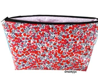 Liberty kit wiltshire red