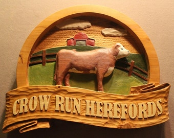 CUSTOM FARM SIGNS | Custom wooden signs | Carved Wood signs | Home Signs | Cabin Signs | Cottage Signs | House Signs | Farmer Signs | Signs