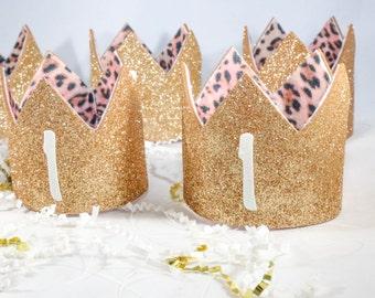 Customizable Birthday Crown, 30th, 21st, 18th, 16th