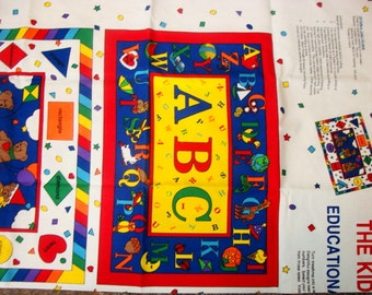 The Kids Corner Educational Placemats 4