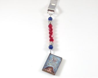 Red Riding Hood Clip On Bookmark