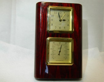 Danbury Clock Thermometer