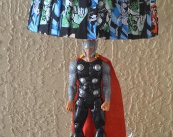 Avengers Lamp-Thor