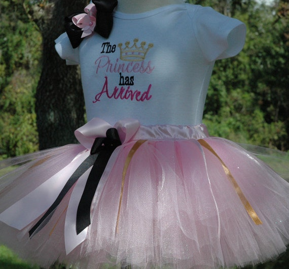 1st Birthday Girl Outfit,One Year Old Girl Birthday Outfit, Princess,Birthday Outfit,Newborn Girl Outfit,Baby Girl One Year Old,Pink Tutu