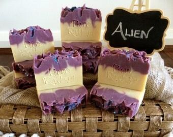 Alien - Luxury Natural Soap