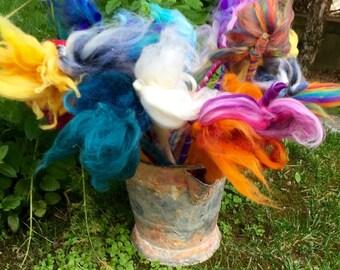Magic Wand in fairy wool