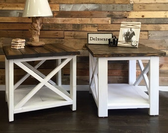 End Tables (Set of 2)