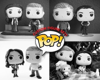 Figure Sets (Fandom) - Custom Funko Pop