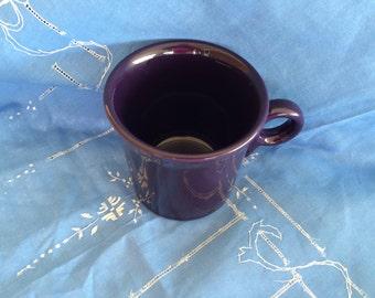 Fiesta Ware Purple Plum Mug