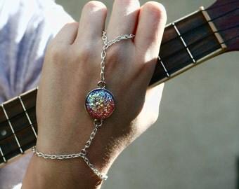 Glisten Chain Bracelet