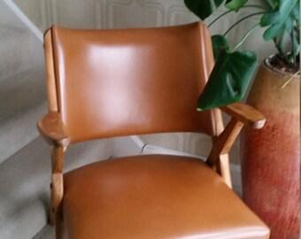 Mid century Italian armchair