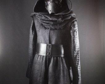 Kylo Ren Hood And Scarf Set, Cosplay, Star Wars