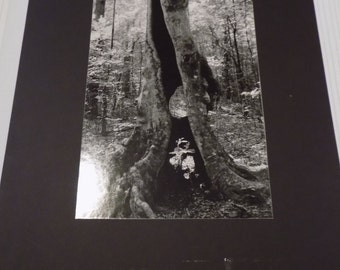 Vintage Signed 16x20 Photograph by Paula Gruswald