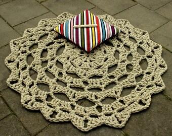 Rug, 100% wool, handmade