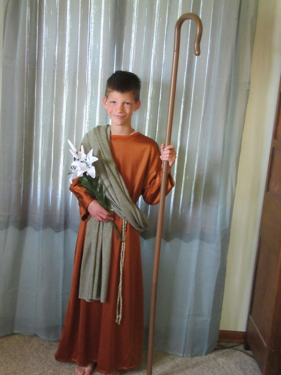 Saint Joseph costume