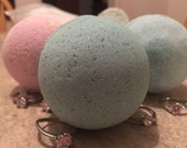 Surprise Inside Ring Bath Bombs