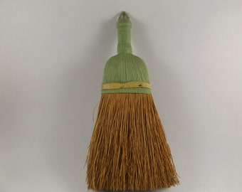 Vintage Whisk Broom Made In Italy