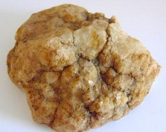 Very large Quartz Geode rock/ mineral.