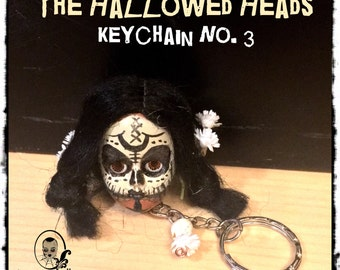 The Hallowed Heads Keychain No. 3