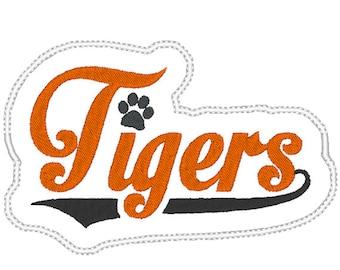 Tigers Headband Slider design Instant Download