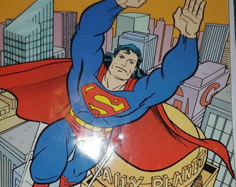 Vintage 1995 Superman coloring book, has some mazes as well.