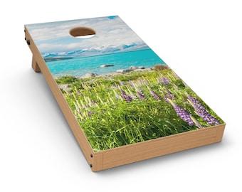 Vivid Paradise - Cornhole Board Skin Kit