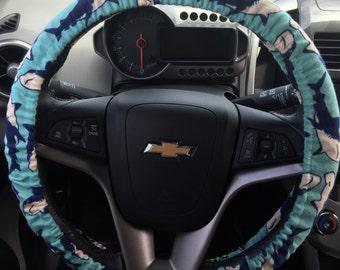 Shark Steering Wheel Cover