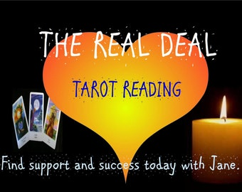 The Real Deal Tarot Reading.
