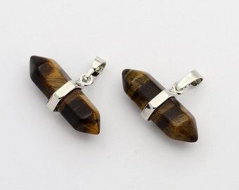 Tiger Eye power Pendant (2 Pack)