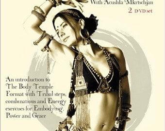 DVD volume One The Art of Tribal belly Dance