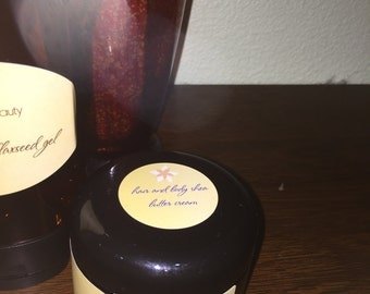 hair and body shea butter