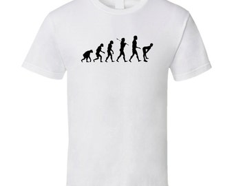 Twerking Evolution Of Twerk Funny White T-shirt