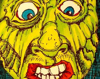 Me Zombie
