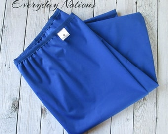Royal Blue Diaper Pail Liner -  13 gallon - Reusable Garbage Pail Liner - Laundry Bag